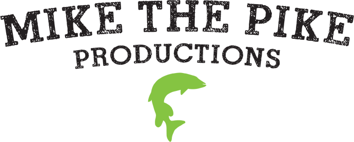 Mike The Pike Productions Logo